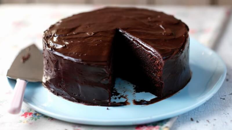 Easy Chocolate Fudge Cake Mr Paul S Pantry Mr Paul S Pantry